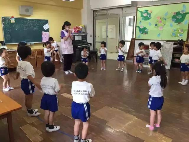 日本教育纵观:从学龄前开始的秩序和自律的形成