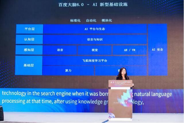 第二届杭州智博会正式开幕 百度集团副总裁吴甜详解AI加速产业升级
