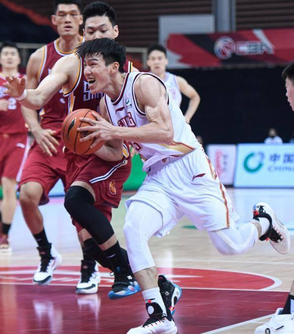 篮球丨CBA第一阶段:浙江稠州金租胜山西汾酒股份