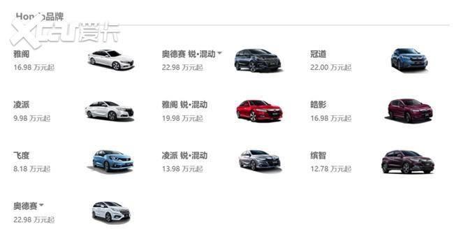 """涨!涨!涨!广汽本田连续4月双位数正增长,无惧车市""""颠簸"""""""