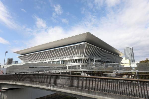 体育丨东京水上运动中心举行启用仪式