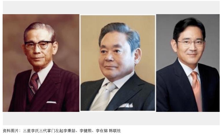 """一个时代终结!三星第二代掌门人李健熙逝世,享年78岁!被称为""""经济总统"""",三星帝国何去"""
