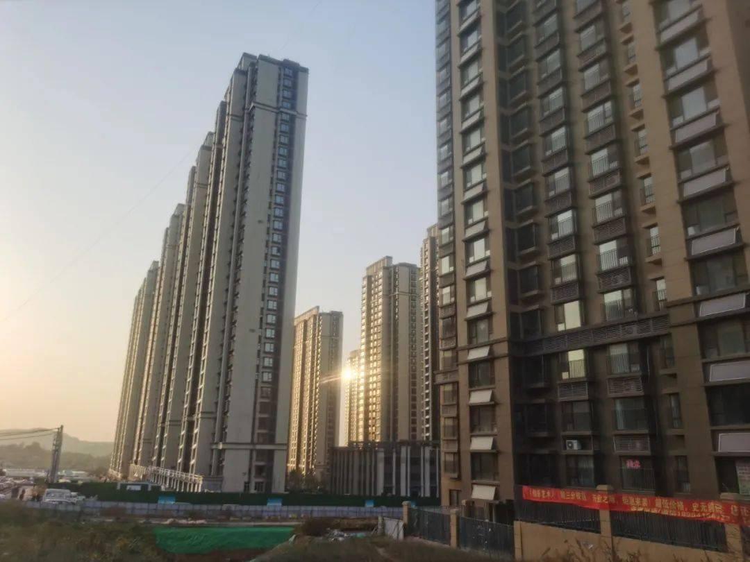 济南中新国际城样板房