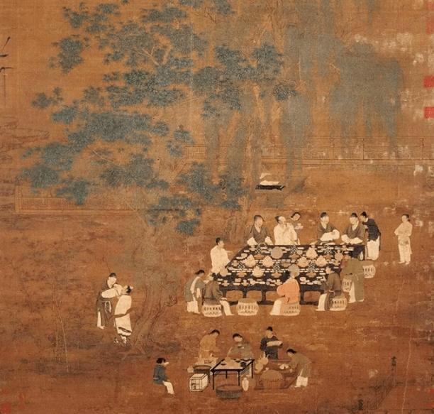 汉式生活   宋朝人的吃喝