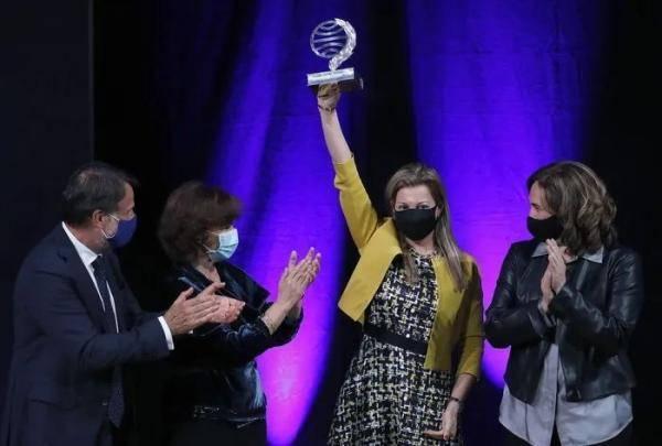 畅销小说家埃娃•加西亚获西班牙文学星球奖