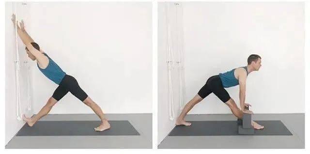 20个常见瑜伽体式靠墙练,感觉超级强烈!_墙壁