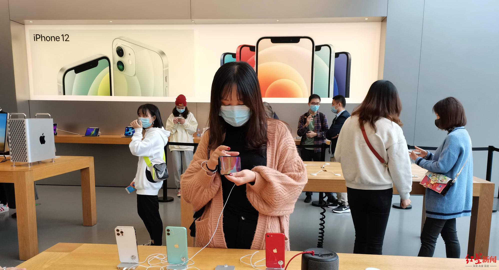 上市5天iPhone12跌破发行价,办5G套餐最高降千元