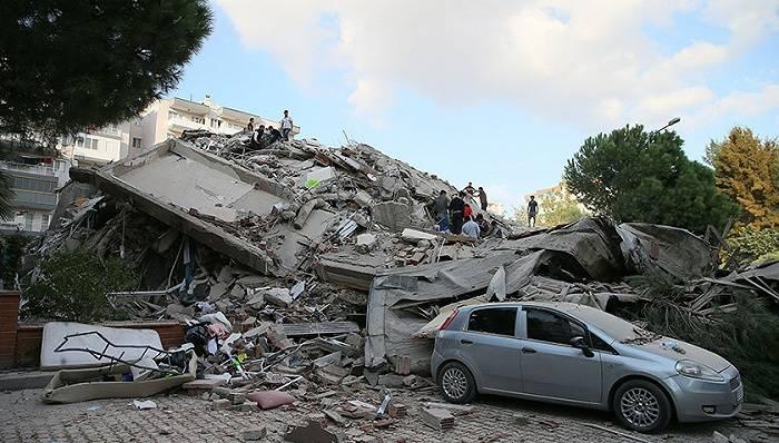爱琴海发生七级地震,造成土耳其至少四人死亡120人受伤