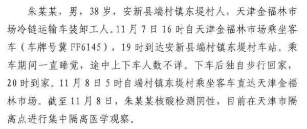 最新!天津新增1例无症状感染者,与这里相关联