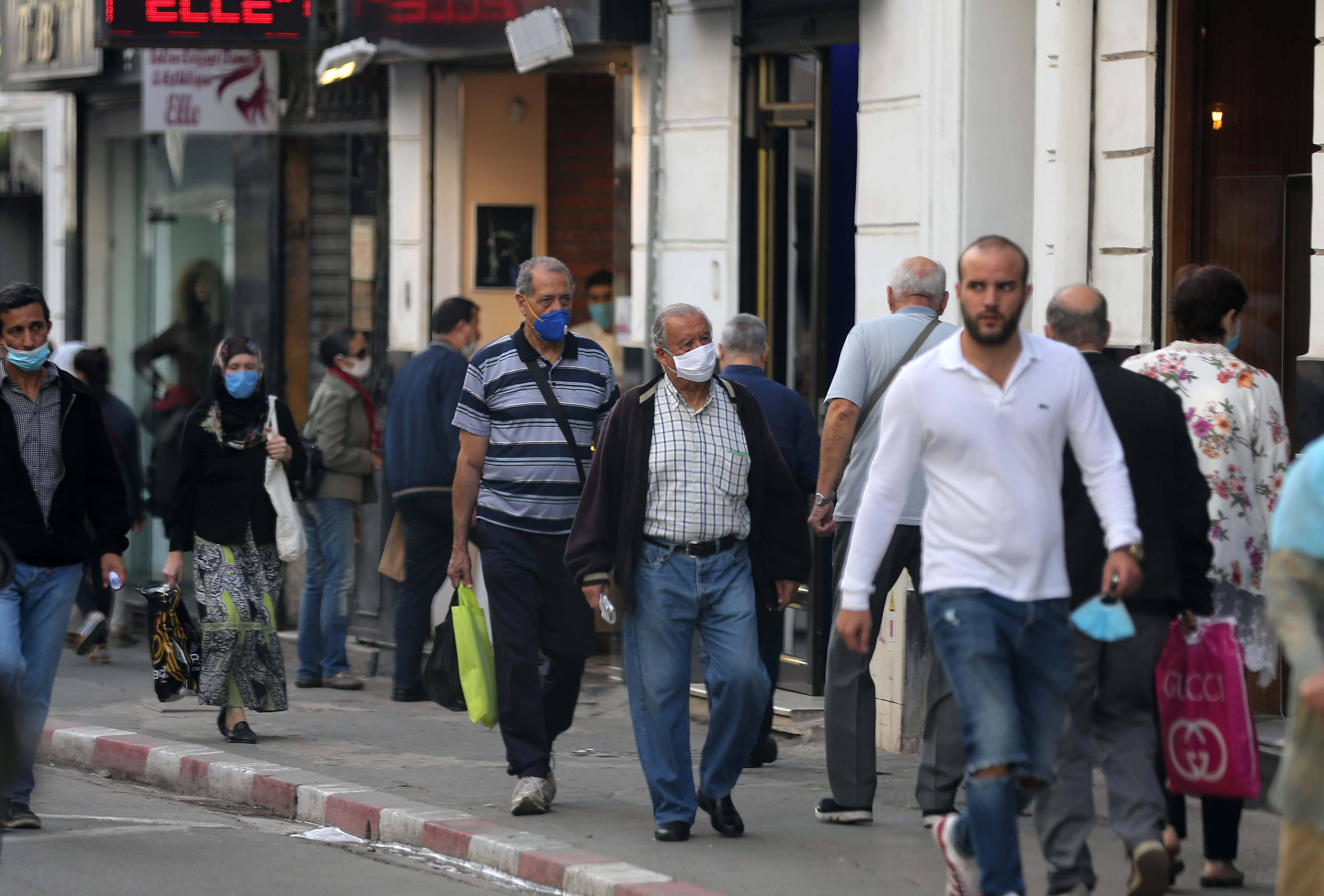 阿尔及利亚出台新的防疫措施