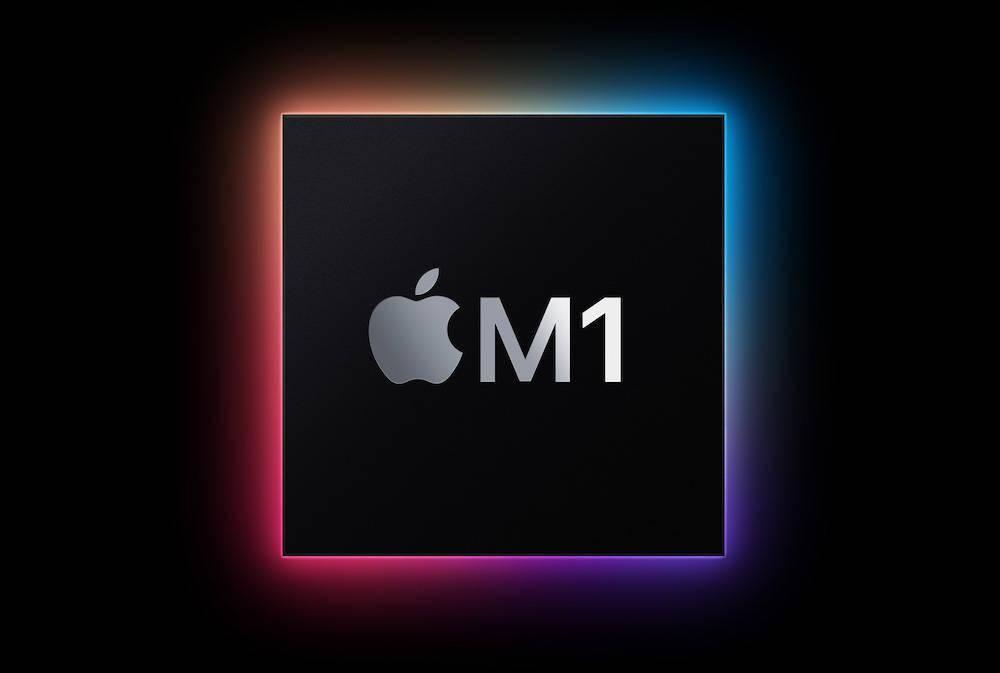 苹果公布首款专为 Mac 设计的芯片 M1