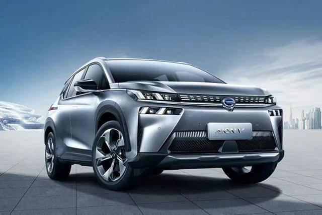 科幻造型,续航时间长,三辆20万的纯电动SUV推荐
