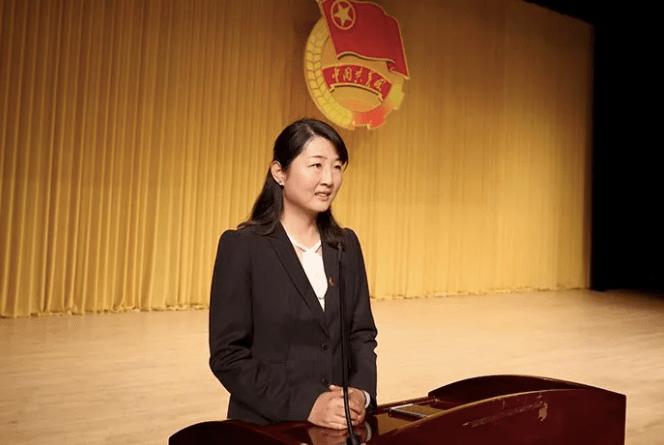 37岁的她,任丽江副市长