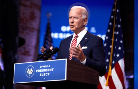 拜登宣布任命其白宫幕僚团队的9名核心成员