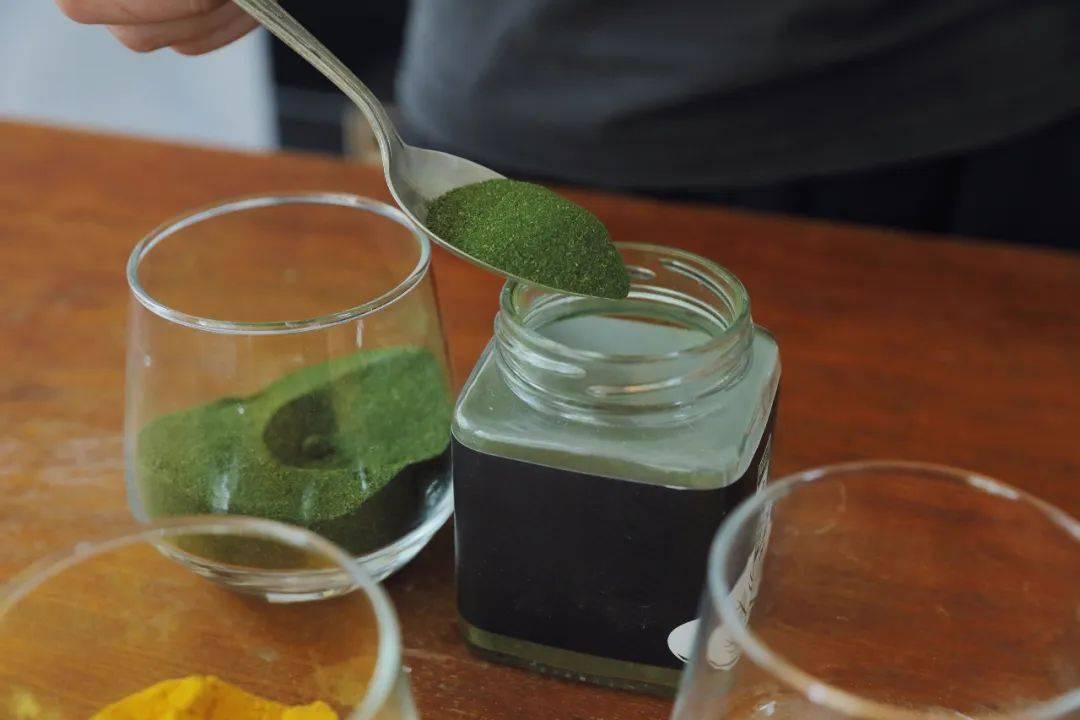 頭露教你自制万能「果蔬粉」,面包、西点、中点统统都适用!