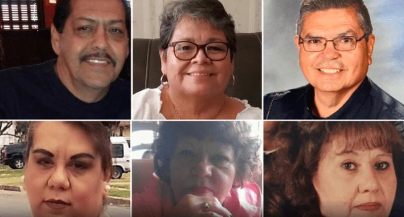 美国一女子6名亲人死于新冠肺炎!该县1成人口感染封城三周