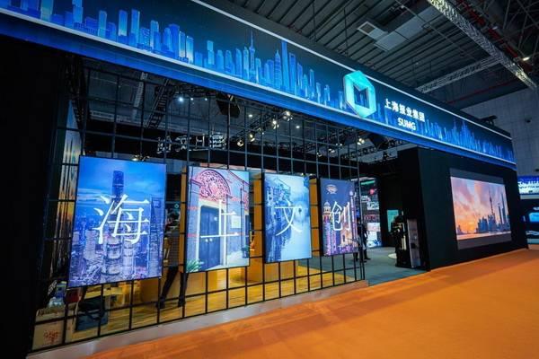 长三角文博会|出圈破阵,在文博会看到多元化的上海报业集团