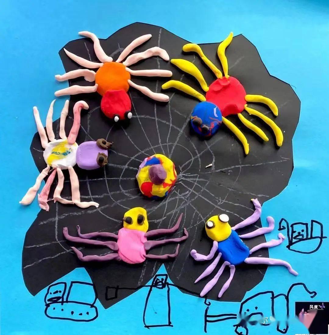 恐怖蜘蛛图片