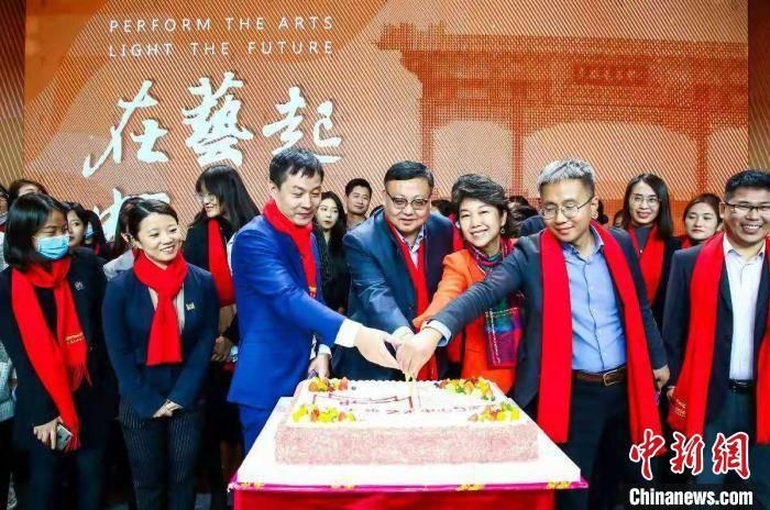 天桥艺术中心办五周年庆典 《剧院魅影》将重磅回归