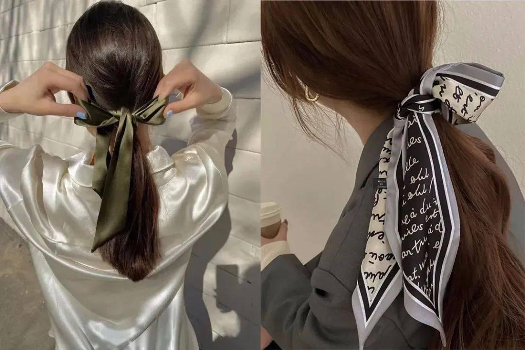 一条丝巾,改变衣品丨好物