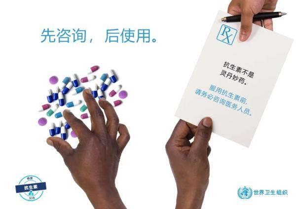 世界提高抗微生物药物认识周