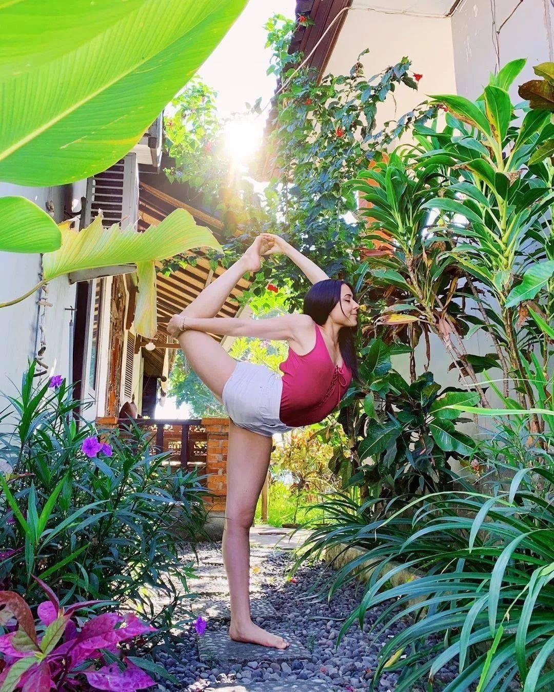 练瑜伽的女人竟然这么好,你是吗?