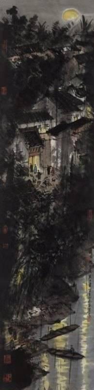 粤港澳台四地艺术家以水墨为媒,勾勒华南教育历史共同记忆