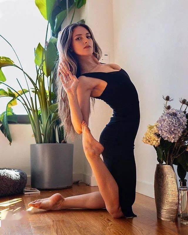 想要瑜伽变美&好身材,是要付出代价的!_时候