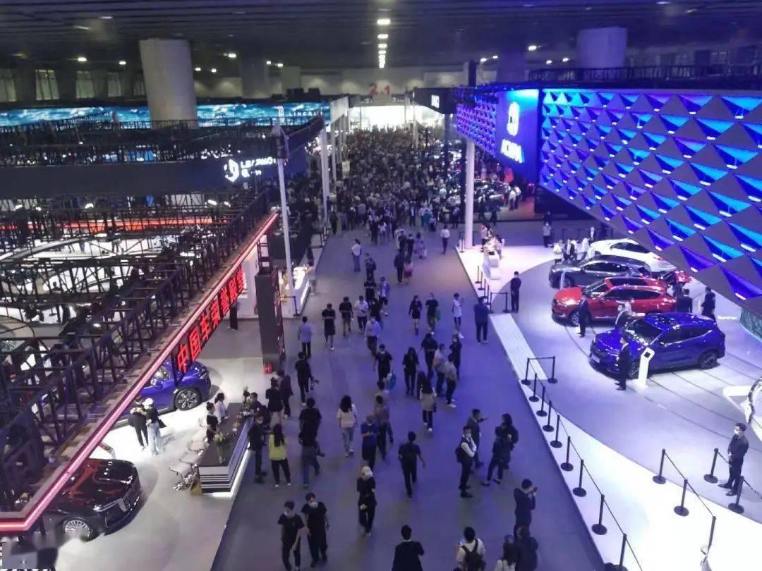 2020广州车展