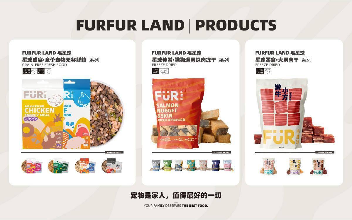 _看好宠物鲜粮市场机会,「毛星球FurFur Land」获千万级天使轮融资