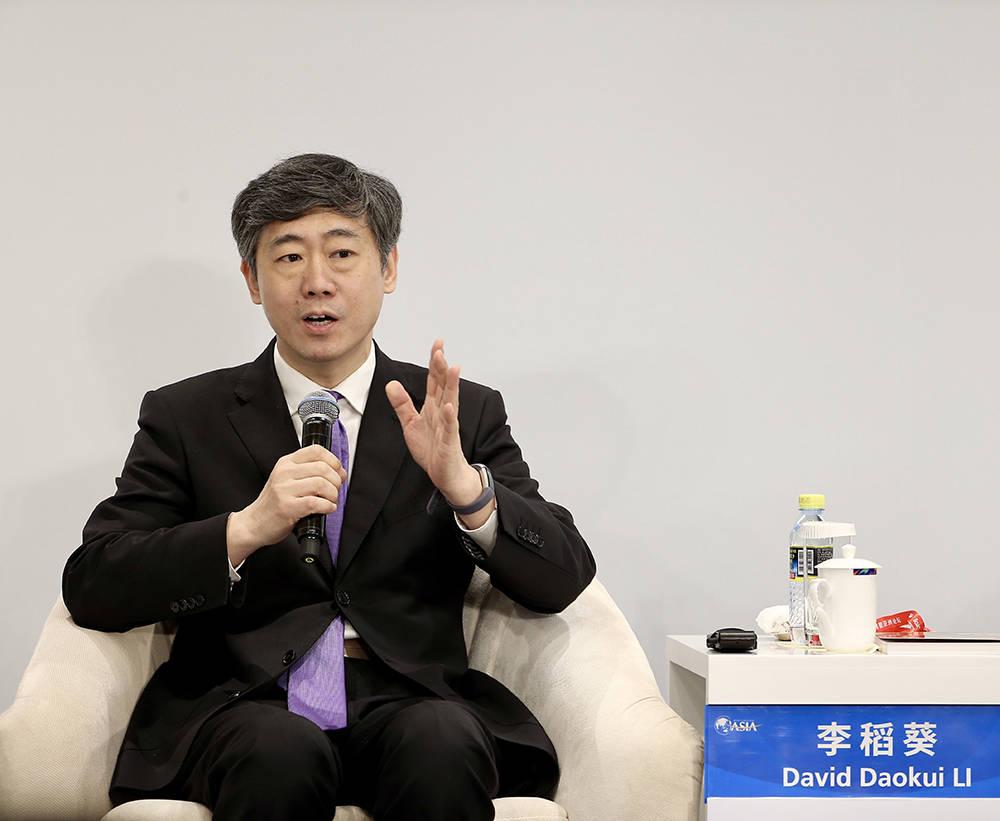 著名经济学家李稻葵重回清华大学全职任教