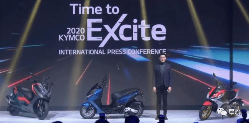 光阳国际新车发布会,一个品牌就撑起了一场车展