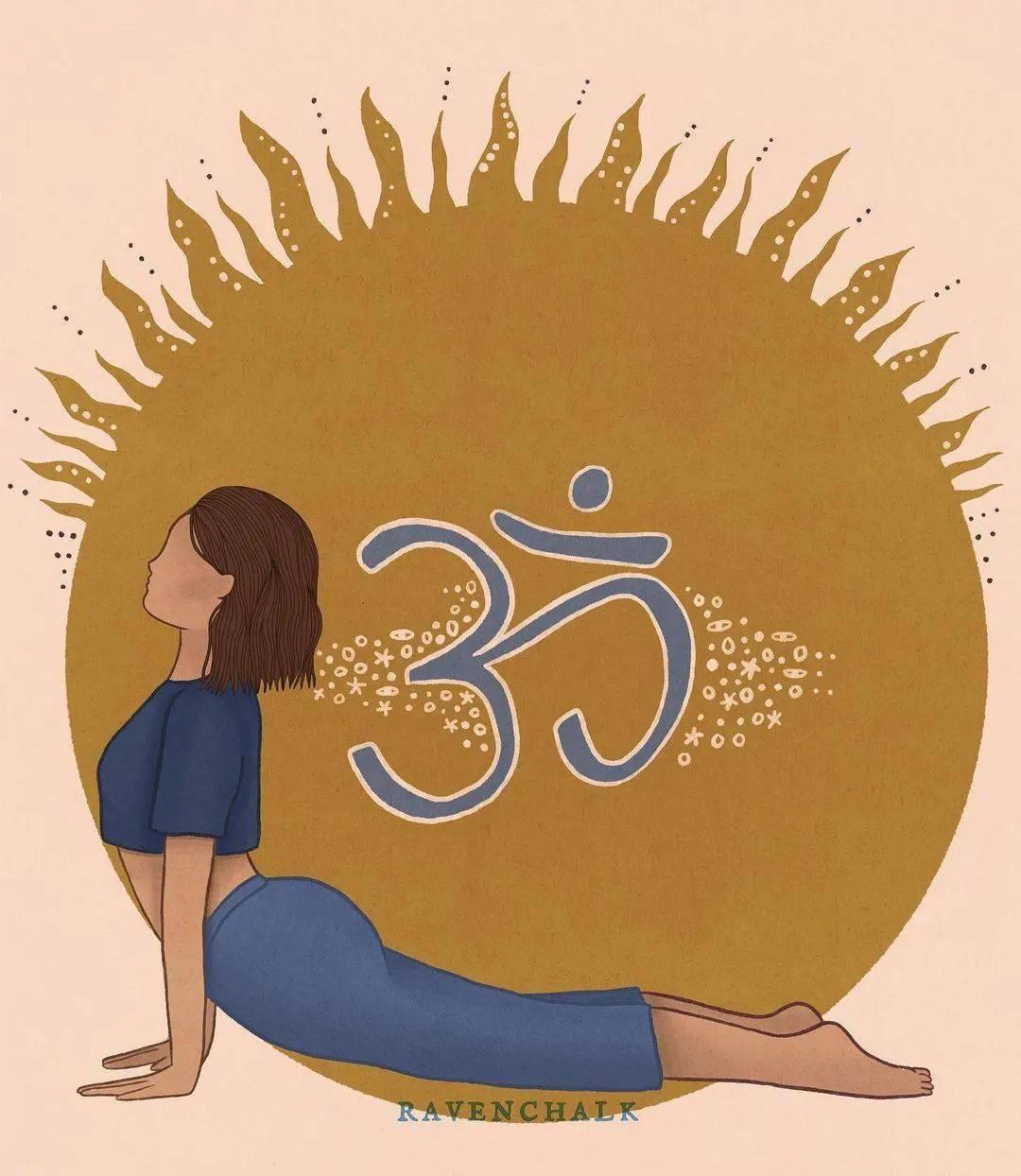 想练瑜伽很久了,却从没练过!?_目标