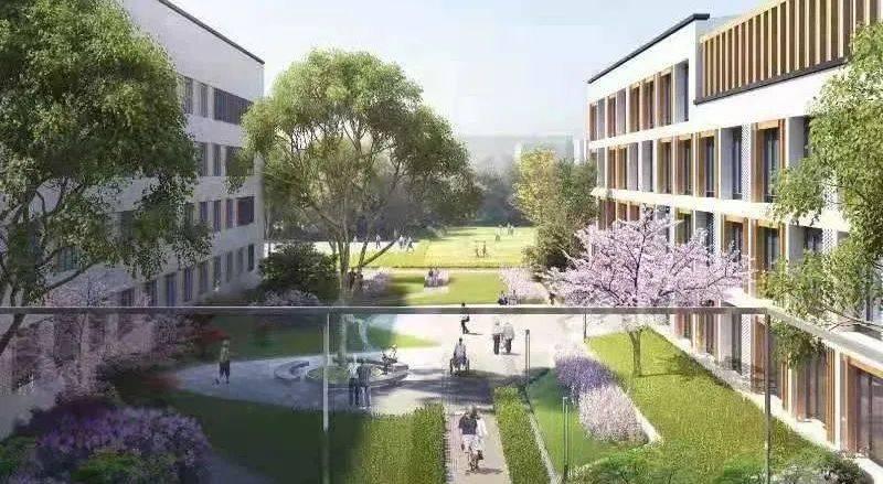 新建床位一千张,上海市第五社会福利院新建工程开工