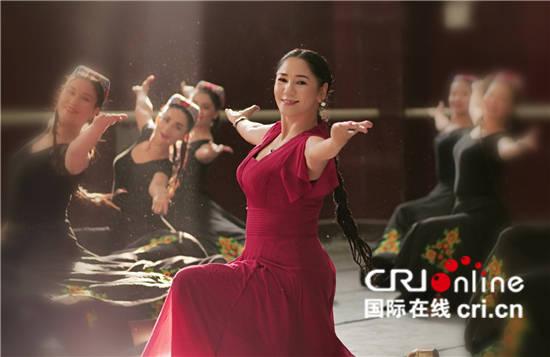 【外籍记者看新疆】卡力布努尔•麦提尼牙孜:以舞为媒 传承民族文化