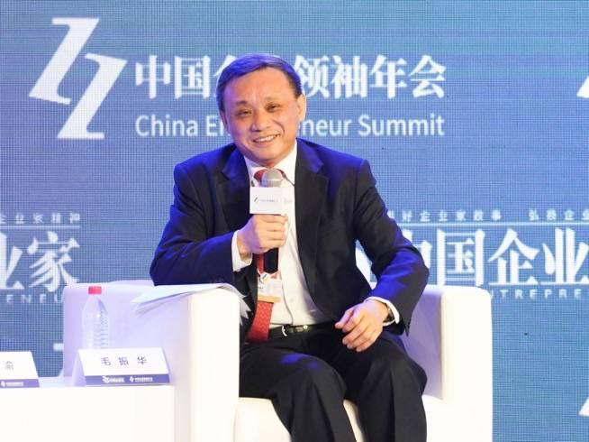 中诚信毛振华:国企信仰正被逐步打破,评级融资要依企业条件