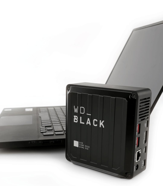 同时提升游戏本的存储性能与扩展能力!WD_BLAC