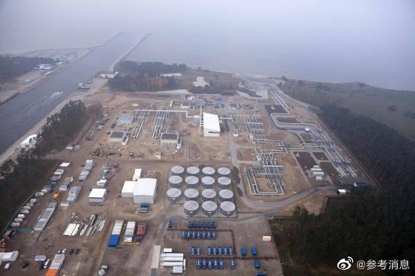 德媒:德国宣布北溪天然气二线项目重新开工