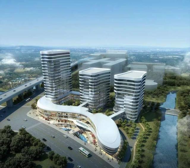 菊园街道丨菊园新区展示中心即将开馆,邀您共同感受城市发展变迁