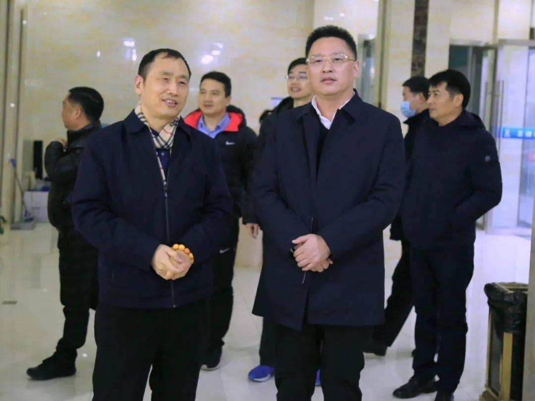 * 【团体简讯】省体产团体董事长易三平莅临考察调研_手机买球APP