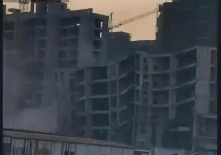 因混凝土强度不符,3栋楼爆破!