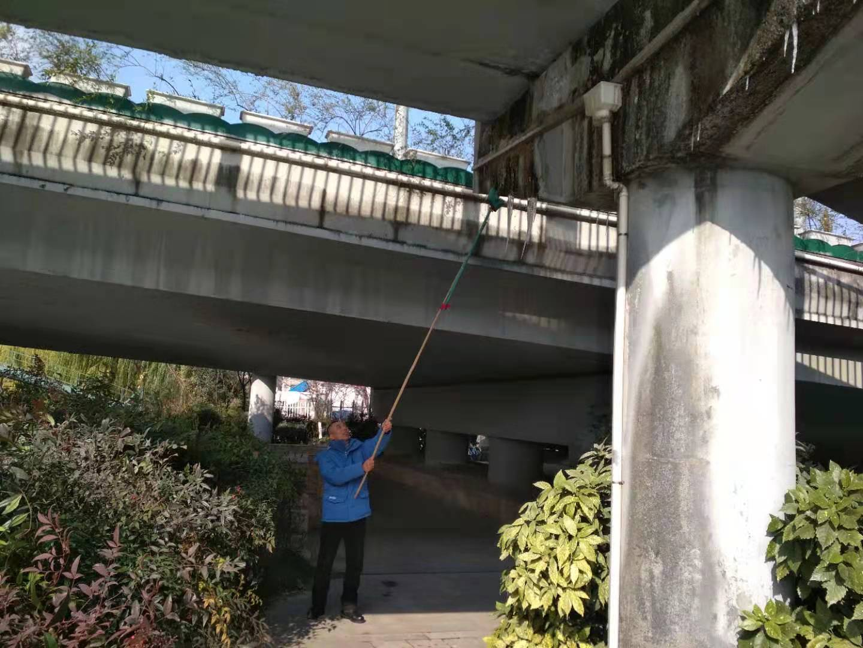 水设施河道中心:全面开展城市河道抗雪防冻检查工作