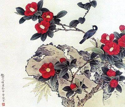 10大名花10首曲,10幅国画10首诗,美极了