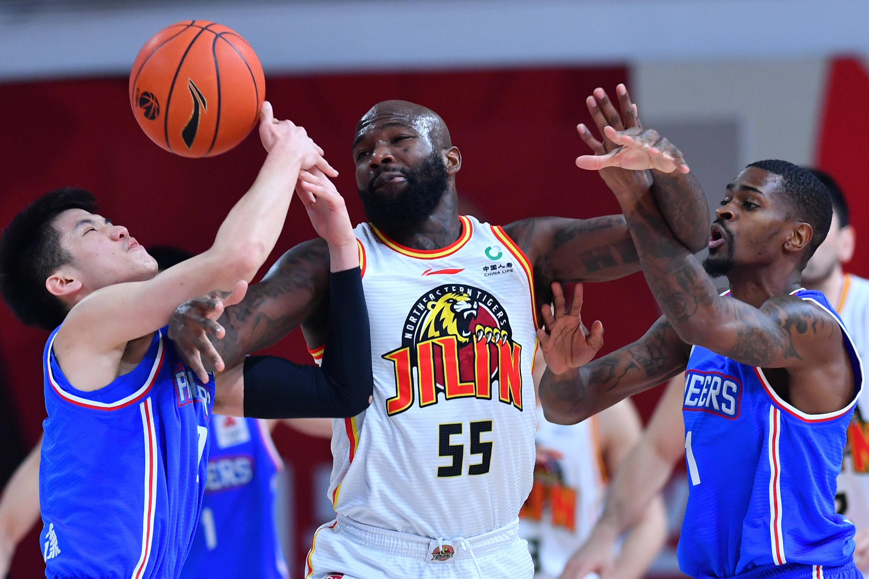 篮球——CBA第二阶段:吉林九台农商银行胜天津先行者