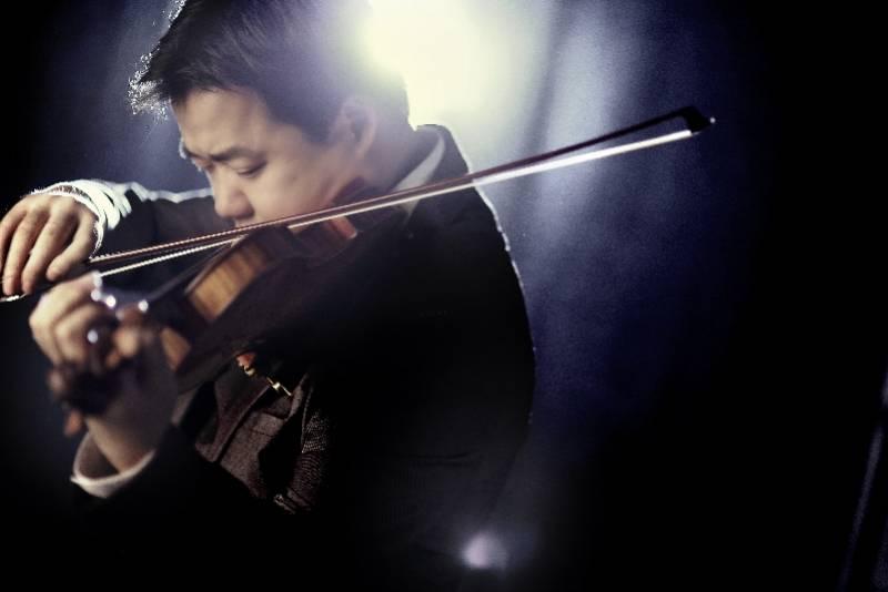 抓住贝多芬诞辰的尾声:宁峰演奏了十首贝多芬奏鸣曲,演奏钢琴和小提琴cro