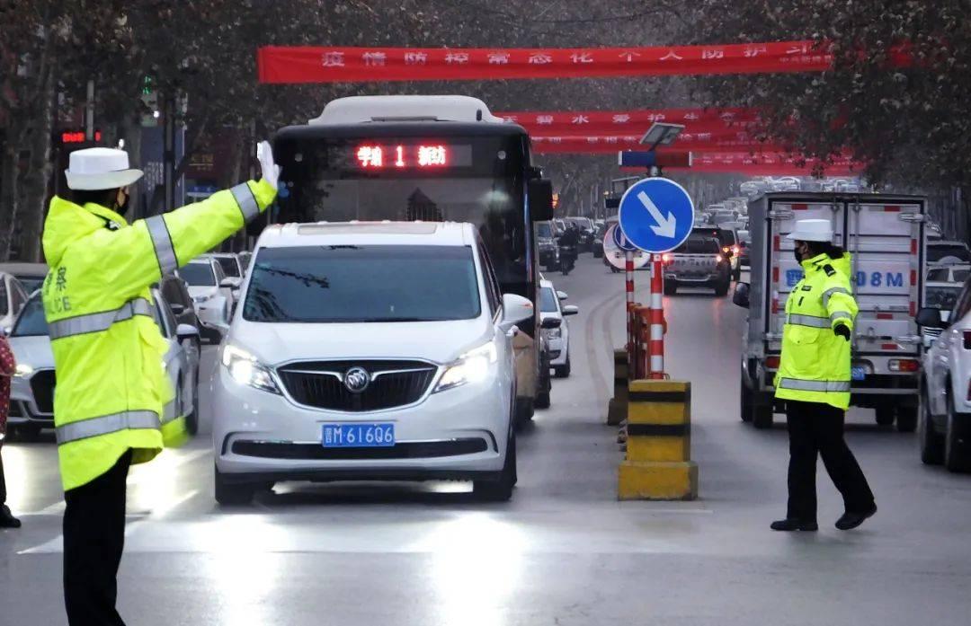 元旦假期全省道路交通安全有序