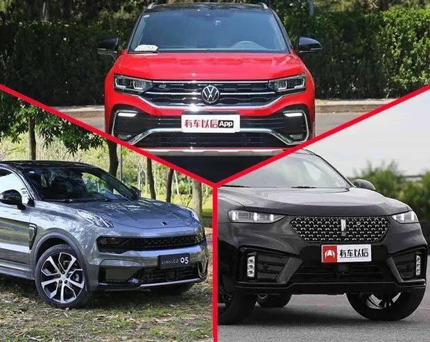 三款超火爆的中国品牌SUV的价值和实用性谁能兼顾?