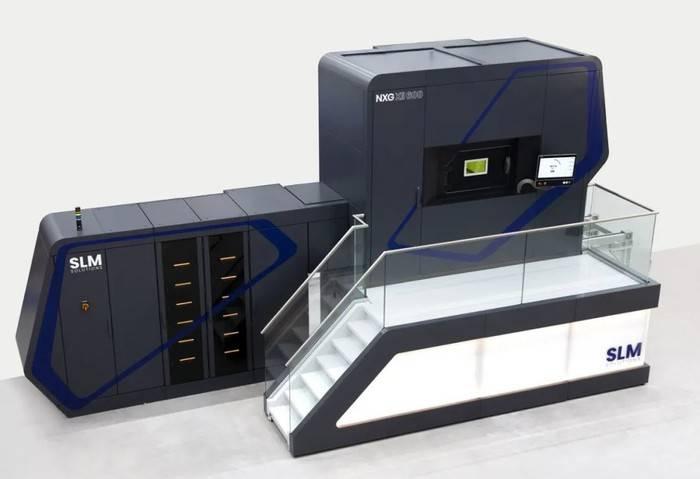 12激光SLM金属3D打印机开卖