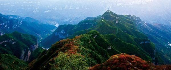 云丘山景区入列国家5A级景区 老牛湾风景区等10家旅游景区成为国家4A级景区  第1张
