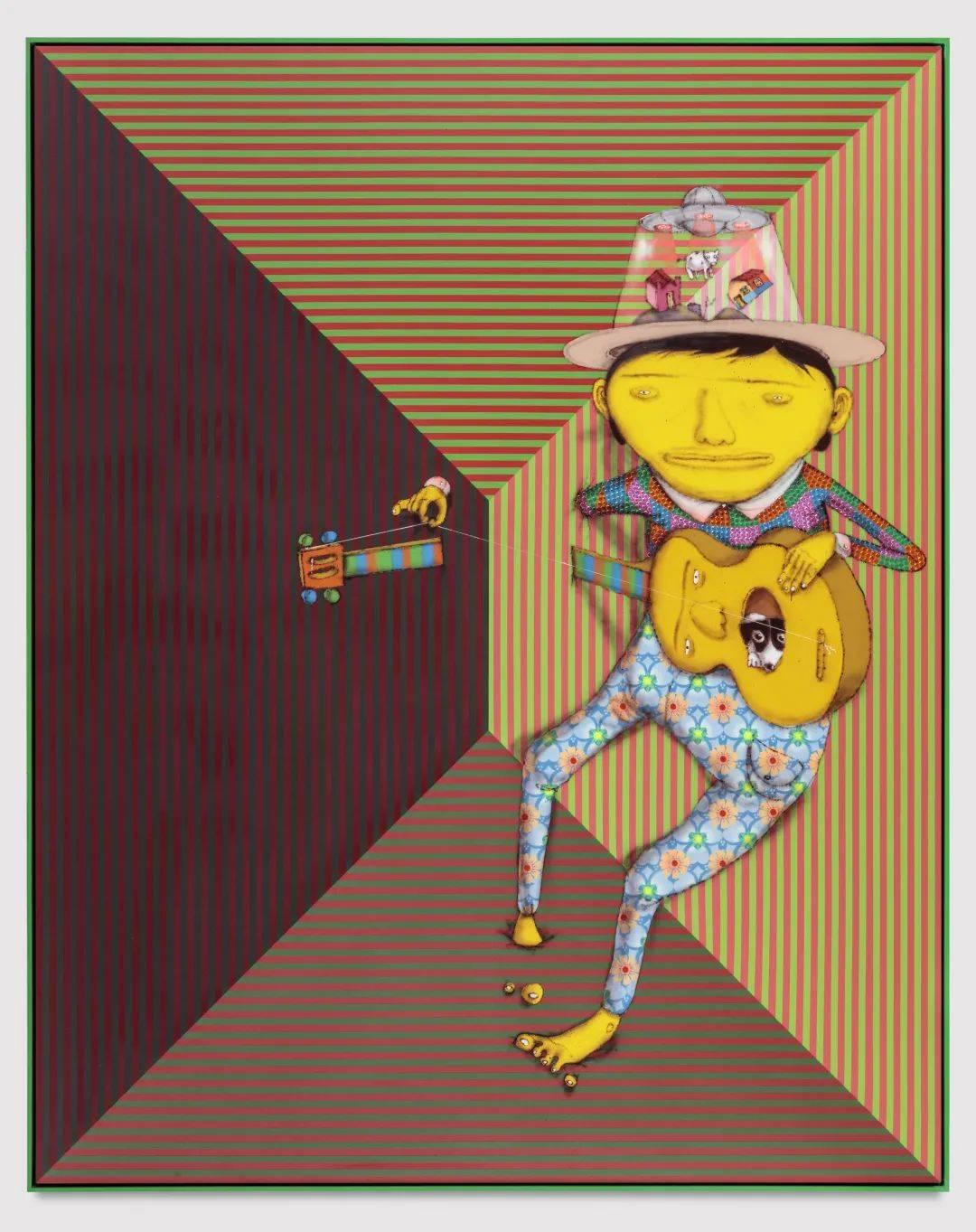 RR · ART | 奥斯吉美奥斯:真实的梦境+现实的寻根=超现实的多元体验_巴西